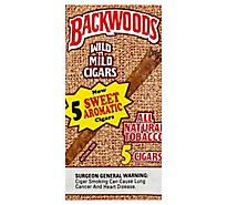 Backwoods Cigar Sweet Aromatic - 5 Package