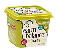Earth Balance Natural Buttery Spread made with Olive Oil - 13 Oz