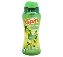 Gain Fireworks In-Wash Scent Booster Original - 19.5 Oz