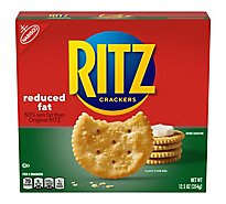 RITZ Crackers Reduced Fat - 12.5 Oz