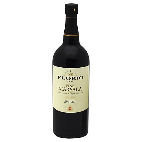 Florio Wine Sweet Marsala Wine - 750 Ml