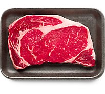 Meat Counter Beef USDA Prime Ribeye Steak Boneless - 1.00 LB