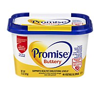 Promise Spread 60% Vegetable Oil Buttery - 15 Oz