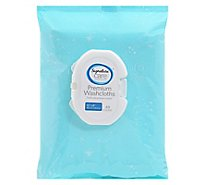 Signature Care Washcloths Premium 12in x 8in - 48 Count