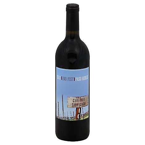 End Post Cabernet Wine - 750 Ml
