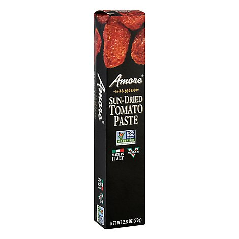 Amore Tomato Paste Sun-Dried - 2.8 Oz