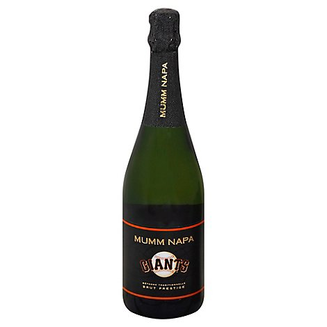 Mumm Sf Giants Ltd Ed Wine - 750 Ml