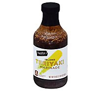 Signature SELECT Marinade Island Teriyaki - 20 Oz