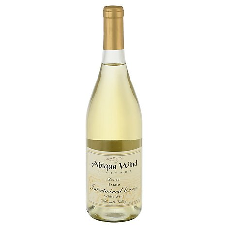 Abiqua Wind Cuvee Aromatic White Blend Wine - 750 Ml
