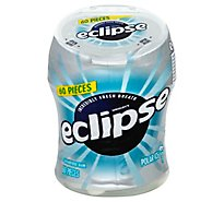 Eclipse Polar Ice Sugarfree Gum Bottle 60 Piece