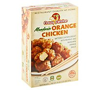 Crazy Cuizine Chicken Mandarin Orange - 22 Oz