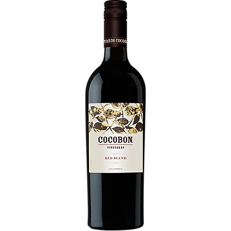 Cocobon Wine Red Blend - 750 Ml