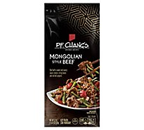P.F. Changs Entrees Main Meal For Two Beef Mongolian Style - 22 Oz