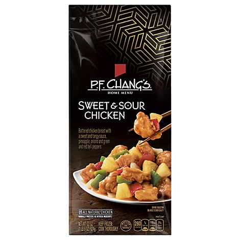 P.F. Changs Entrees Main Meal For Two Sweet & Sour Chicken - 22 Oz