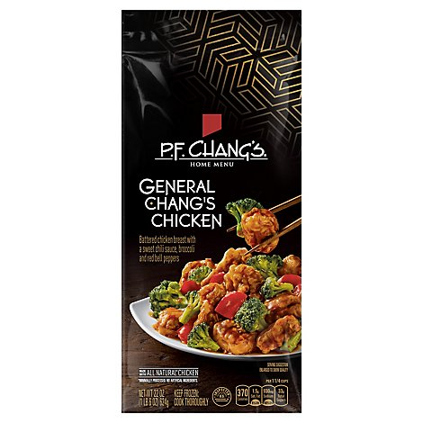 P.F. Changs Entrees Main Meal For Two General Changs Chicken - 22 Oz