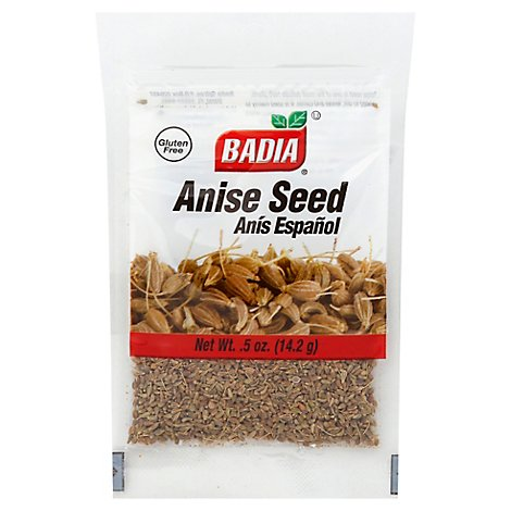 Badia Anise Seeds - 0.5 Oz