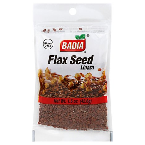Badia Flax Seeds - 1.5 Oz