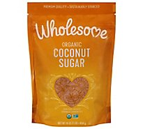 Wholesome Sweeteners Organic Coconut Palm Sugar - Lb