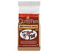 Bobs Red Mill Brownie Mix Gluten Free - 21 Oz