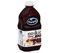 Ocean Spray 100% Juice Drink No Sugar Cranberry Pomegranate - 60 Fl. Oz.