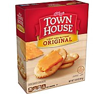 Keebler Town House Snack Crackers Original - 13.8 Oz