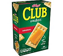 Keebler Club Crackers Original - 13.7 Oz
