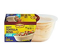 Old El Paso Tortillas Flour Taco Boats Soft Tortillas Tub 8 Count - 6.7 Oz