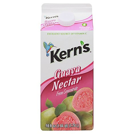 Kerns Nectar Guava Chilled - 59 Fl. Oz.