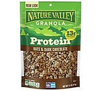 Nature Valley Protein Granola Crunchy Oats N Dark Chocolate - 11 Oz