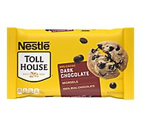 Nestle Toll House Morsels Dark Chocolate - 20 Oz