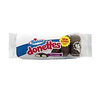 Hostess Donettes Donuts Mini Frosted 6 Count - 3 Oz