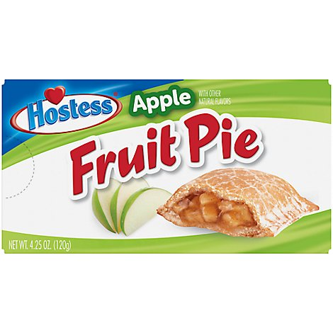 Hostess Pie Apple Single Serve - 4.5 Oz