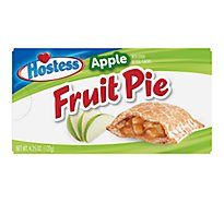 Hostess Fruit Pie Apple - 4.5 Oz