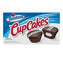 Hostess Cupcakes Chocolate 8 Count - 12.7 Oz