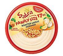 Sabra Roasted Garlic Hummus - 17 Oz.