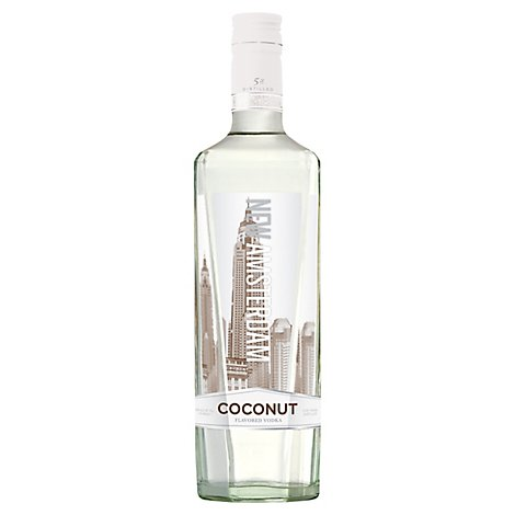 New Amsterdam Vodka Coconut Flavored 70 Proof - 750 Ml