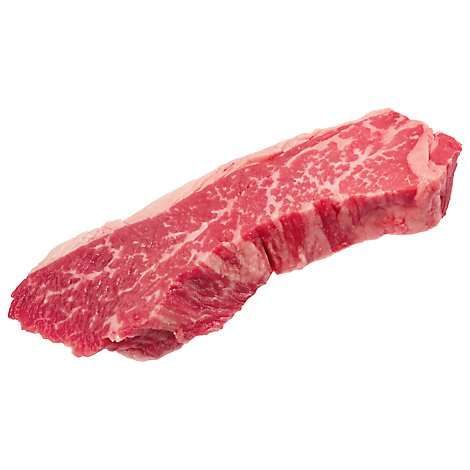 Meat Counter Beef USDA Prime Loin Tri Tip Steak - 1 LB