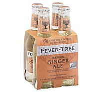 Fever-Tree Ginger Ale Premium - 4-6.8 Oz