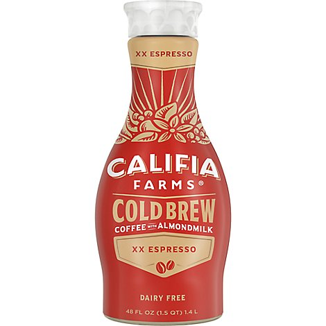 Califia Farms Coffee With Almo - Online