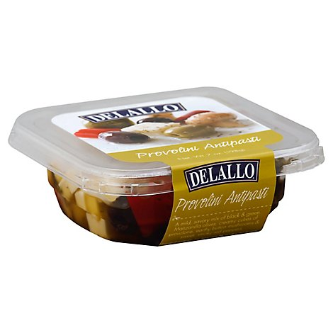 DeLallo Antipasti Provolini Ready Pack - 8 Oz