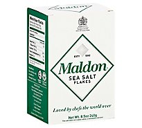 Maldon Sea Salt Flakes - 8.5 Oz