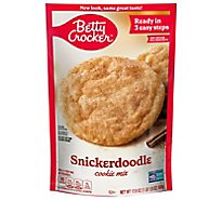 Betty Crocker Cookie Mix Snickerdoodle - 17.9 Oz