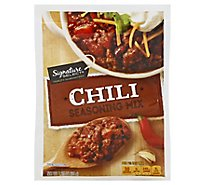 Signature SELECT Seasoning Mix Chili - 1.25 Oz
