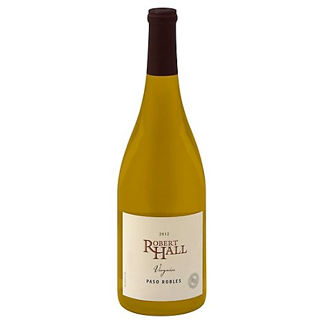 Robert Hall Viognier Wine - 750 Ml