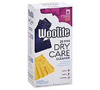 Woolite Dry Cleaner At Home Fresh Scent - 6 Count