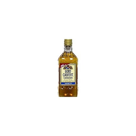 Lord Calvert Canadian Whisky 80 Proof - 750 Ml