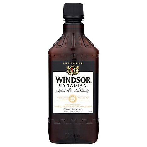 Windsor Canadian Whisky 80 Proof - 750 Ml