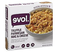 Evol All Natural Truffle Parmesan Mac & Cheese - 8 Oz