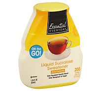 Signature SELECT Liquid Sweetener Zero Calorie Sucralose - 1.68 Oz