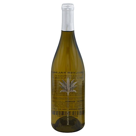 Silver Palm Chardonnay Wine - 750 Ml